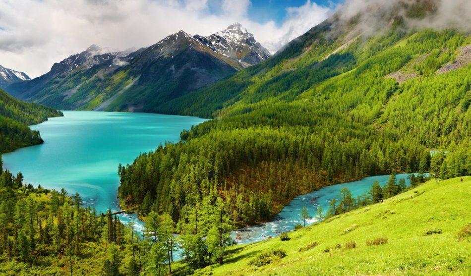 озера фото