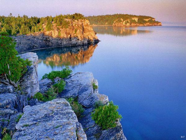 озера мира