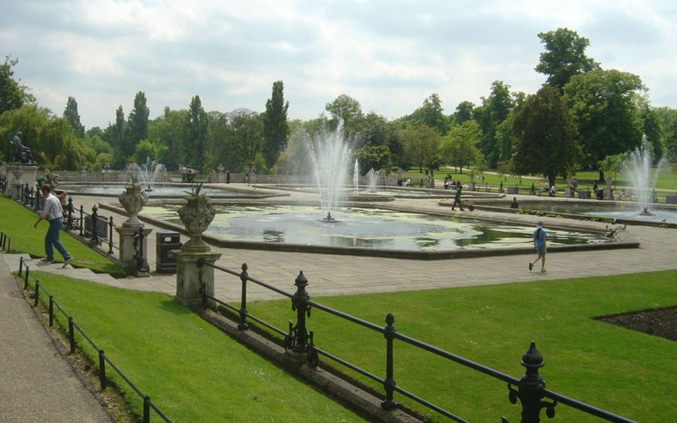 парк фото