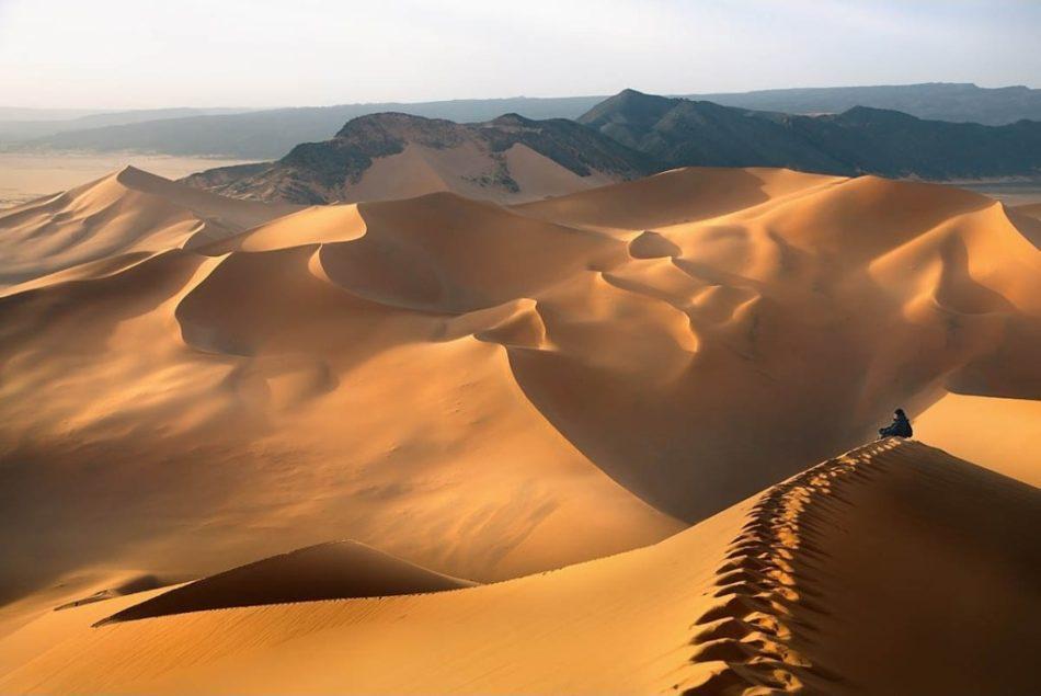 что такое пустыня определение в географии