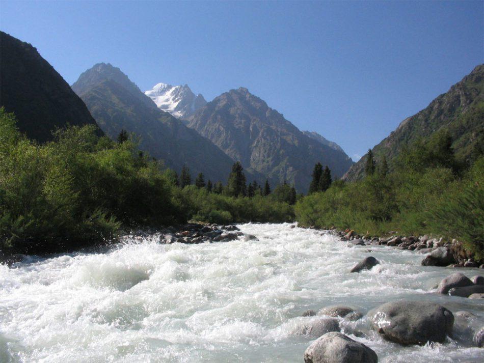 Самые длинные реки мира фото