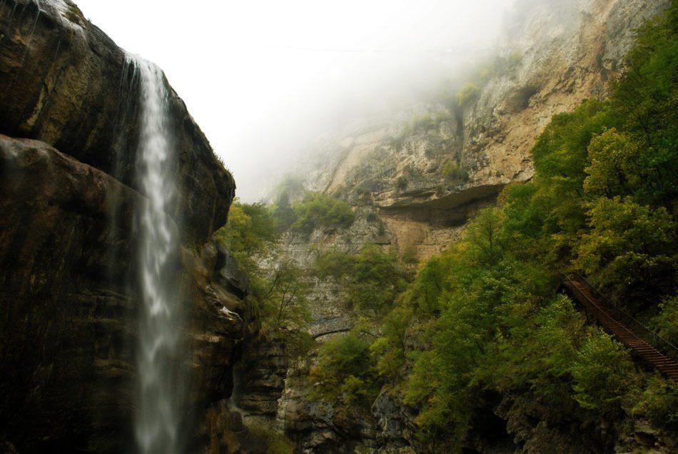 Чегемские водопады как добраться