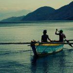 Озеро Танганьика — самое глубокое озеро Африки