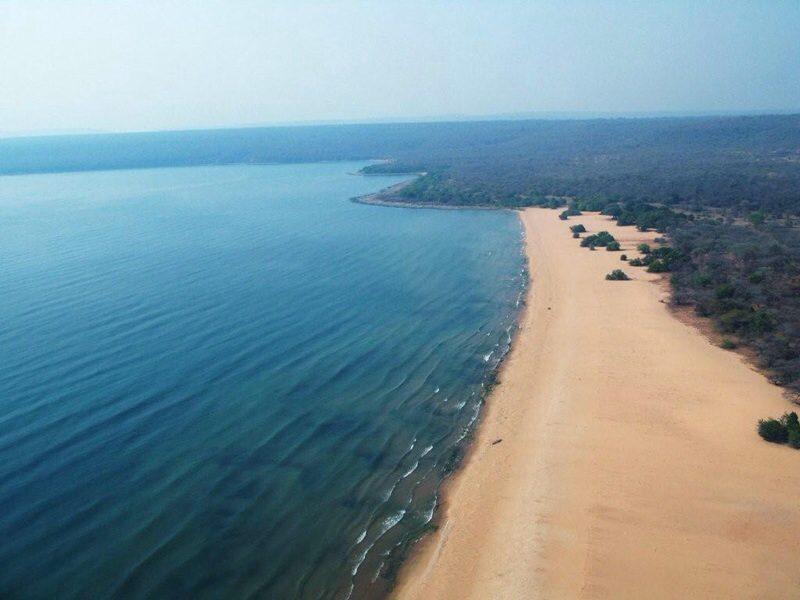 озеро танганьика где находится