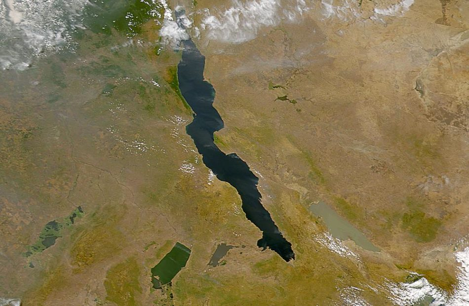 озеро Танганьика фото