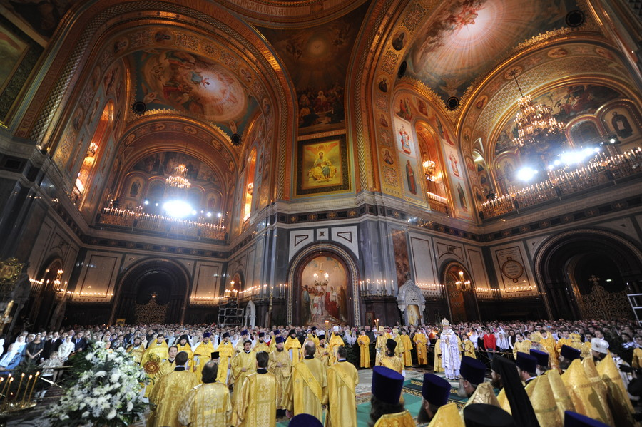 Храм Христа Спасителя фото внутри храма