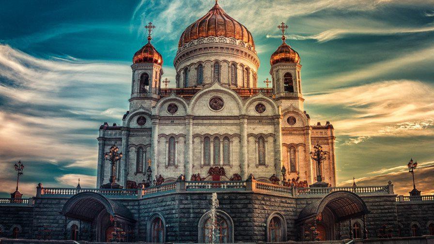 Храм Христа Спасителя на фото