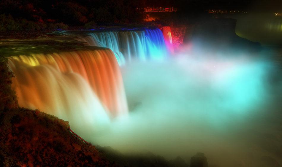Ниагарский водопад Канада фото