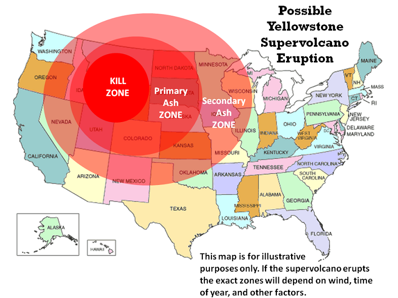 вулкан Йеллоустоун в Америке сегодня последние новости - октябрь 2018