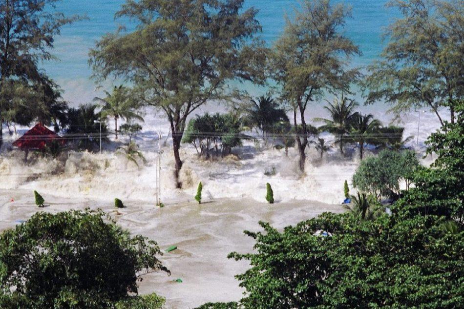 Цунами в Тайланде 2004