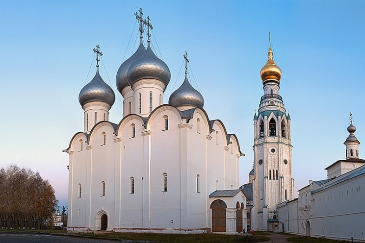 достопримечательности Вологды и окрестностей фото собора