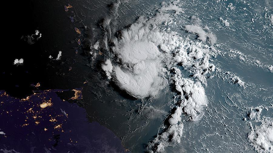 ураган Мортимер Санкт Петербург новости