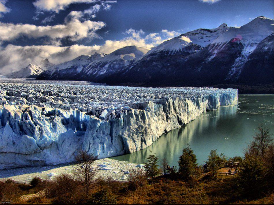 Перито Морено Аргентина фото