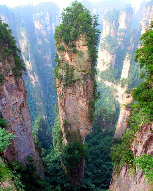 горы мира