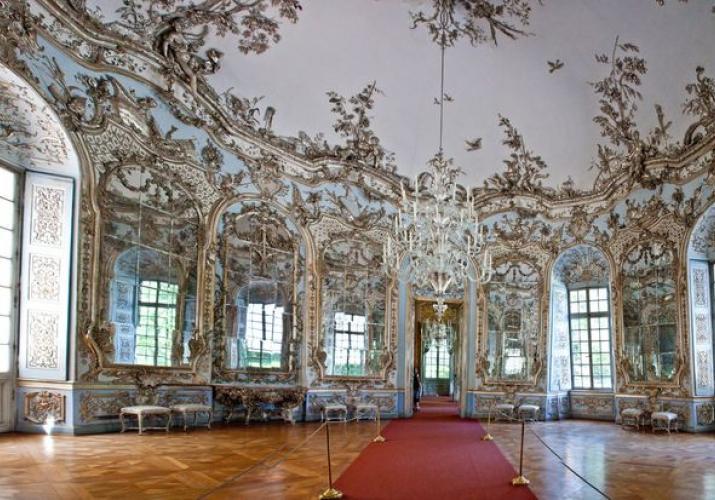 дворцы мира