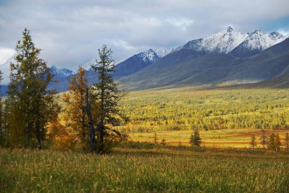 горы и природа красивое фото