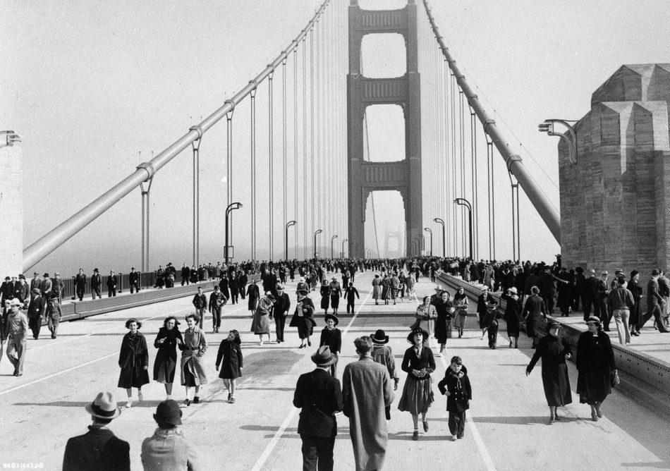 Золотые ворота Сан-Франциско фото