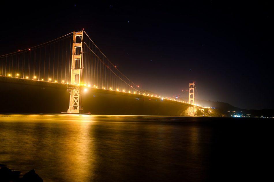 мост золотые ворота сан франциско
