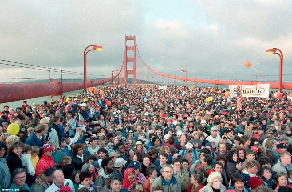 мост Золотые ворота самоубийства