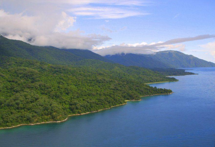 озеро Танганьика Африка