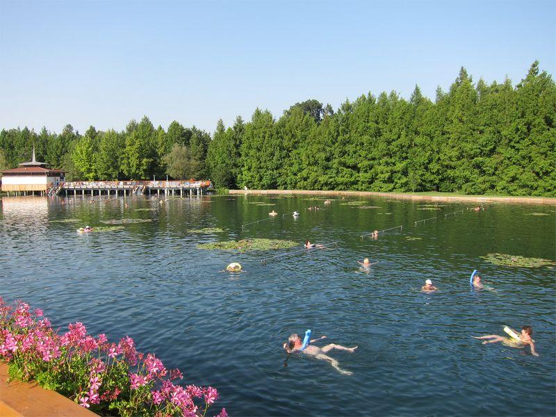 озеро хевиз венгрия цены на посещение озера 2019