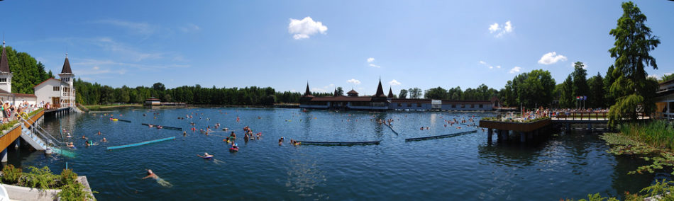 озеро Хевиз лечение
