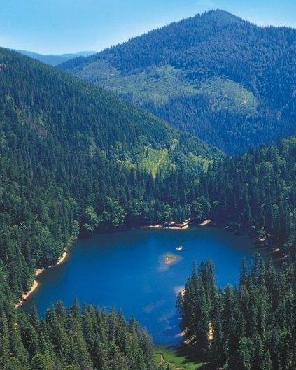 озеро Синевир Украина