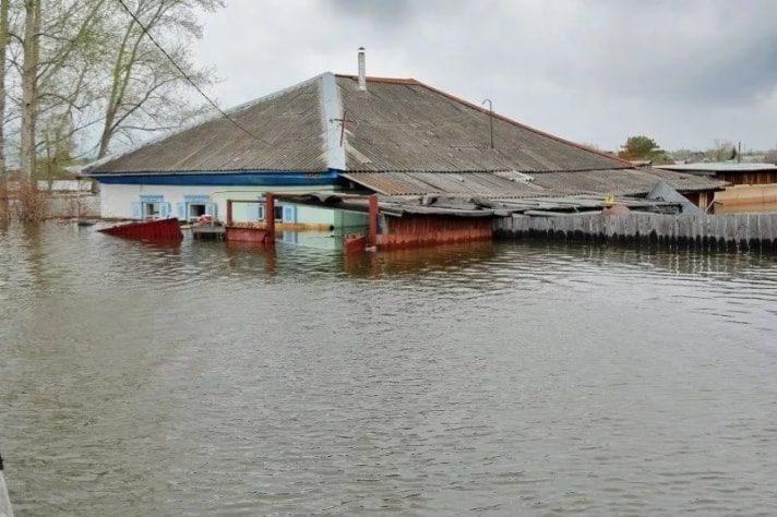 Наводнение в Ставрополе май 2017